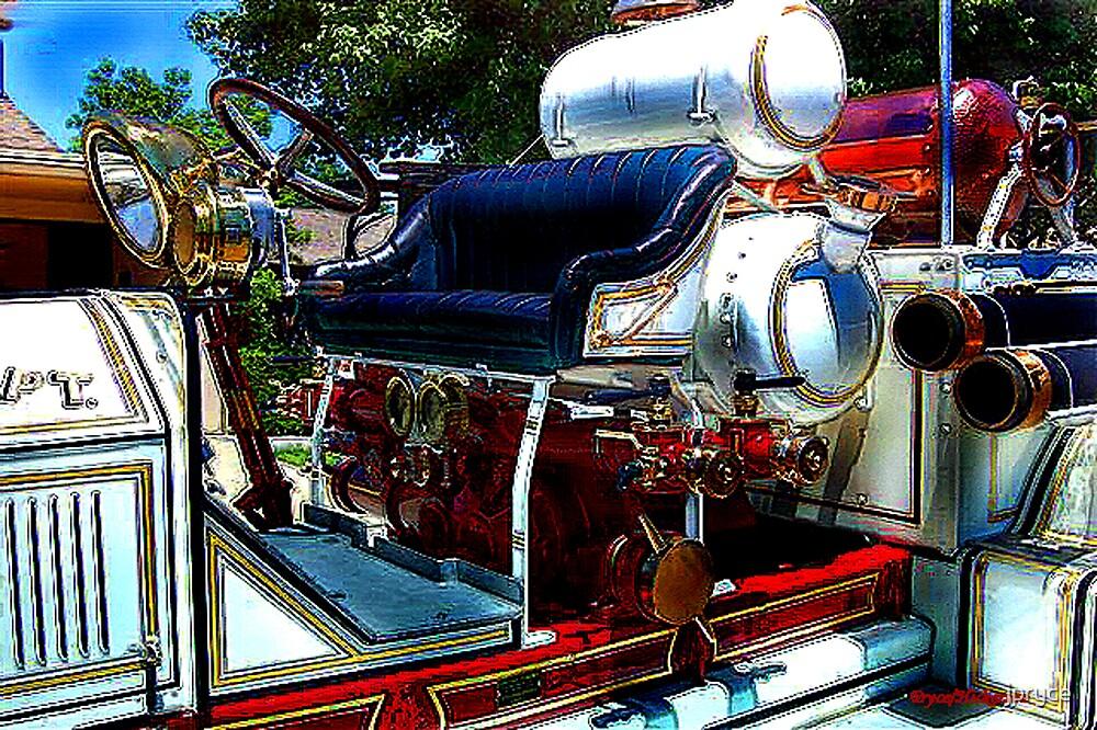 Fire Engine II by jpryce