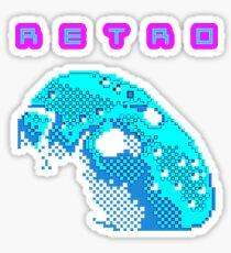 Retro II Sticker