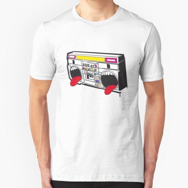 Speedy Tee - Loud! Slim Fit T-Shirt