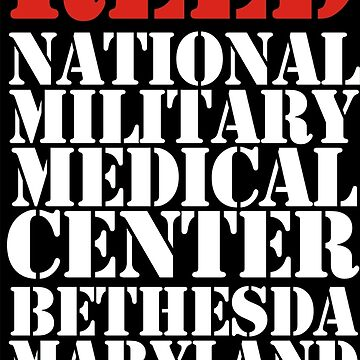 Walter Reed National Military Medical Center by xorbah