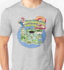 Super Mario Land 2 World Color T-Shirt