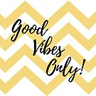 Golden Good Vibes Only #art #design #inspiration #myaspiringsoulfullife by Jacqueline Cooper