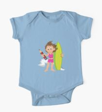 Cool Surfer-girl Kids Clothes