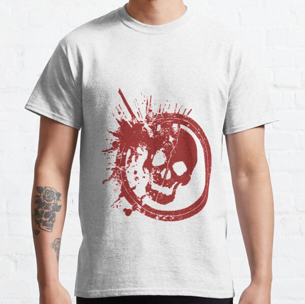 Leon Kuwata Skull Classic T-Shirt