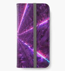 Purple Tunnel iPhone Wallet/Case/Skin