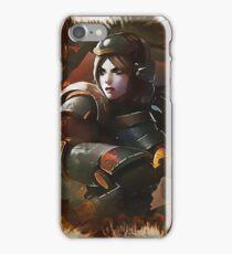 League of Legends STEEL LEGION LUX iPhone Case/Skin