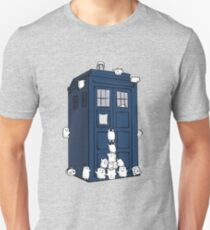 The Adipose Have the Phone Box T-Shirt Unisex T-Shirt