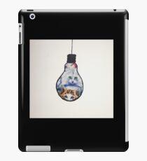 Furry Ilumination iPad Case/Skin