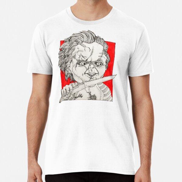 Chuckey Fan Art Premium T-Shirt