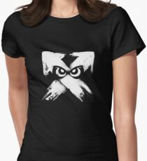 MY turf (white) Women's Fitted T-Shirt