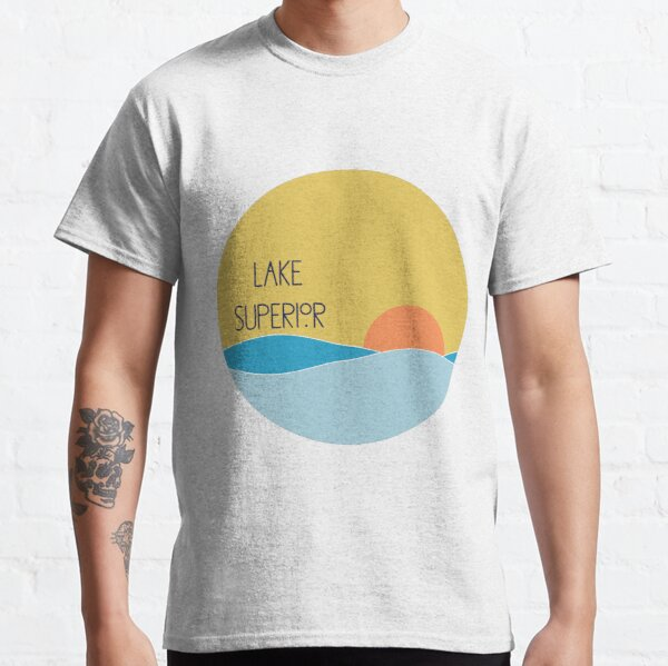Lake Superior circle Classic T-Shirt