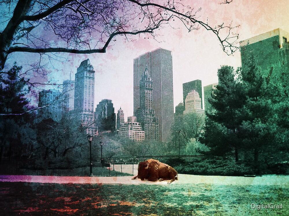 Enormity of Nothing by DigitalGrail