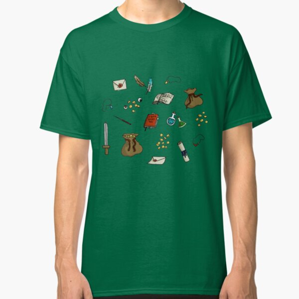 Adventurer's Kit Classic T-Shirt