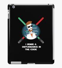 Star Wars Programmer iPad Case/Skin