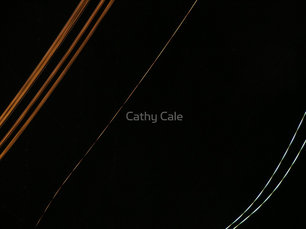 Lines  by Cathy Cale