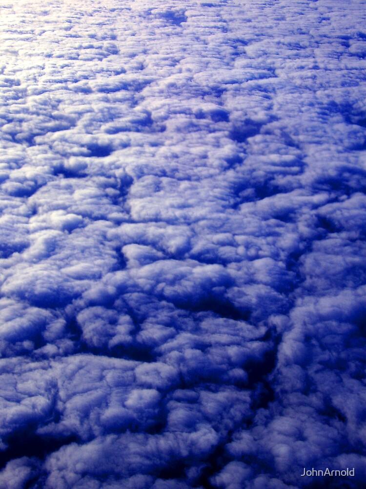 Cloud Carpet by JohnArnold