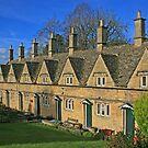 Almshouses, Chipping Norton by RedHillDigital