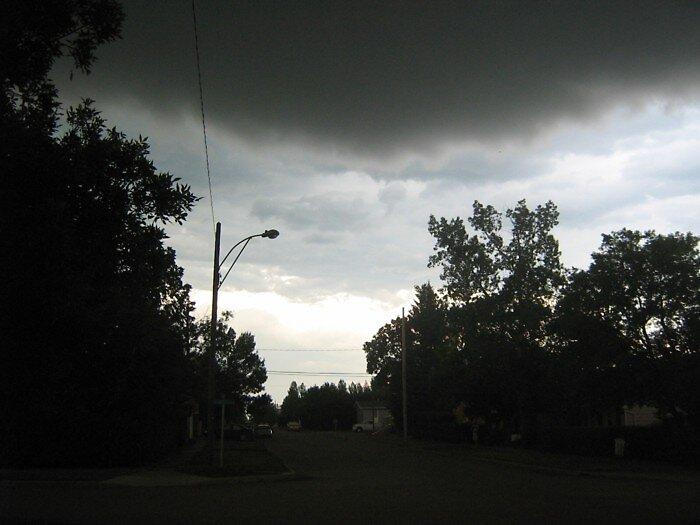 Hail Storm 2 by lisamariee