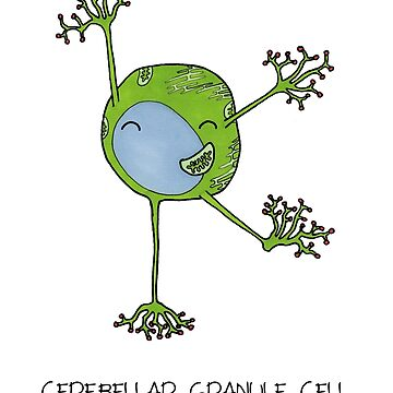 Cerebellar Granule Cell by Immy