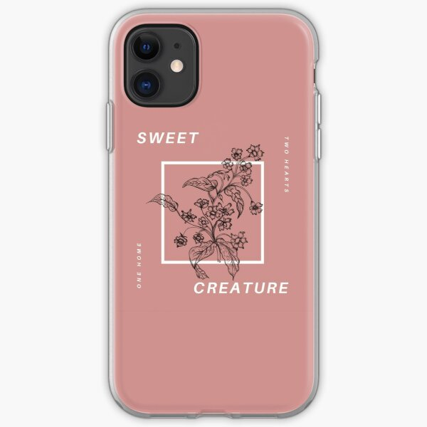 sweet creature iPhone Soft Case