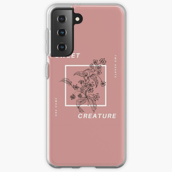 créature douce Coque souple Samsung Galaxy