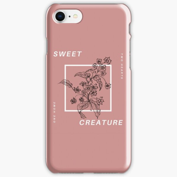 sweet creature iPhone Snap Case