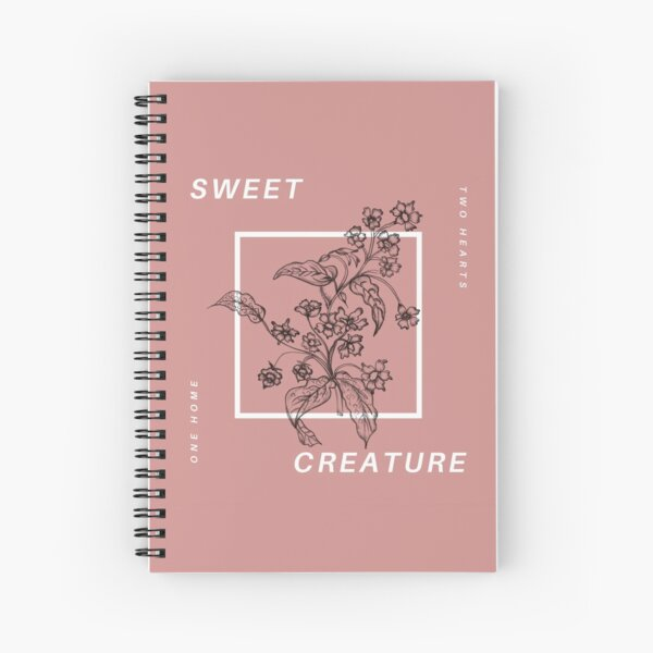 dulce criatura Cuaderno de espiral