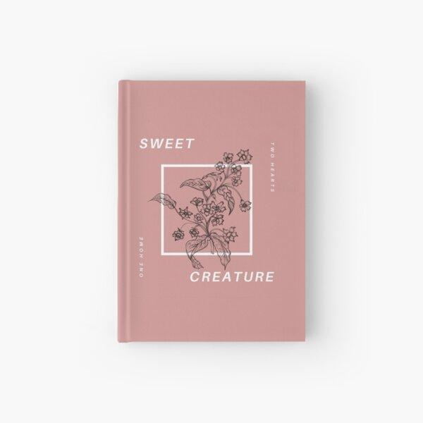 dulce criatura Cuaderno de tapa dura