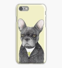 Hard Rock French Bulldog iPhone Case/Skin