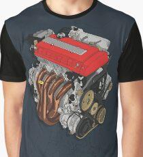 B16 full colour Graphic T-Shirt