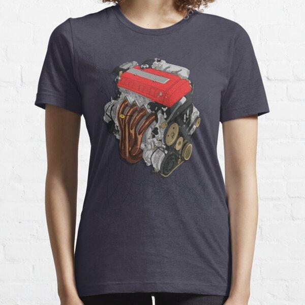 B16 couleur T-shirt essentiel