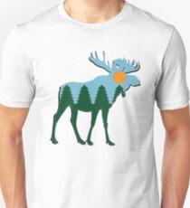 Moose Main  T-Shirt