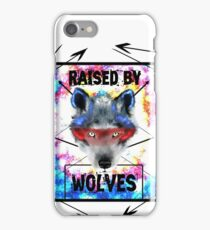 Raised by Wolves iPhone Case/Skin