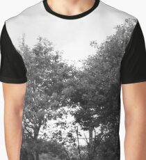 Nature in black and white Graphic T-Shirt