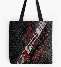 Strike_red&black Tote Bag