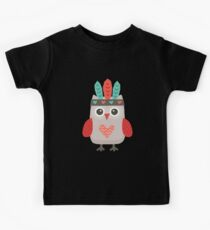 Hipster Owlet Mint Kids Clothes