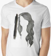 Girl with no face T-Shirt