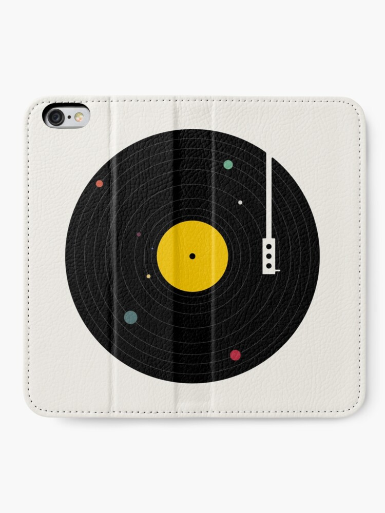 Alternate view of Music Everywhere iPhone Wallet