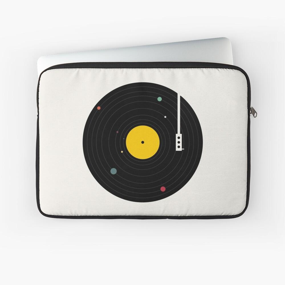 Music Everywhere Laptop Sleeve