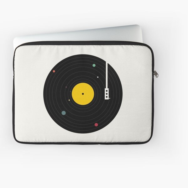 Music Everywhere Laptop Sleeve