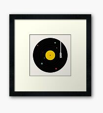 Music Everywhere Framed Print