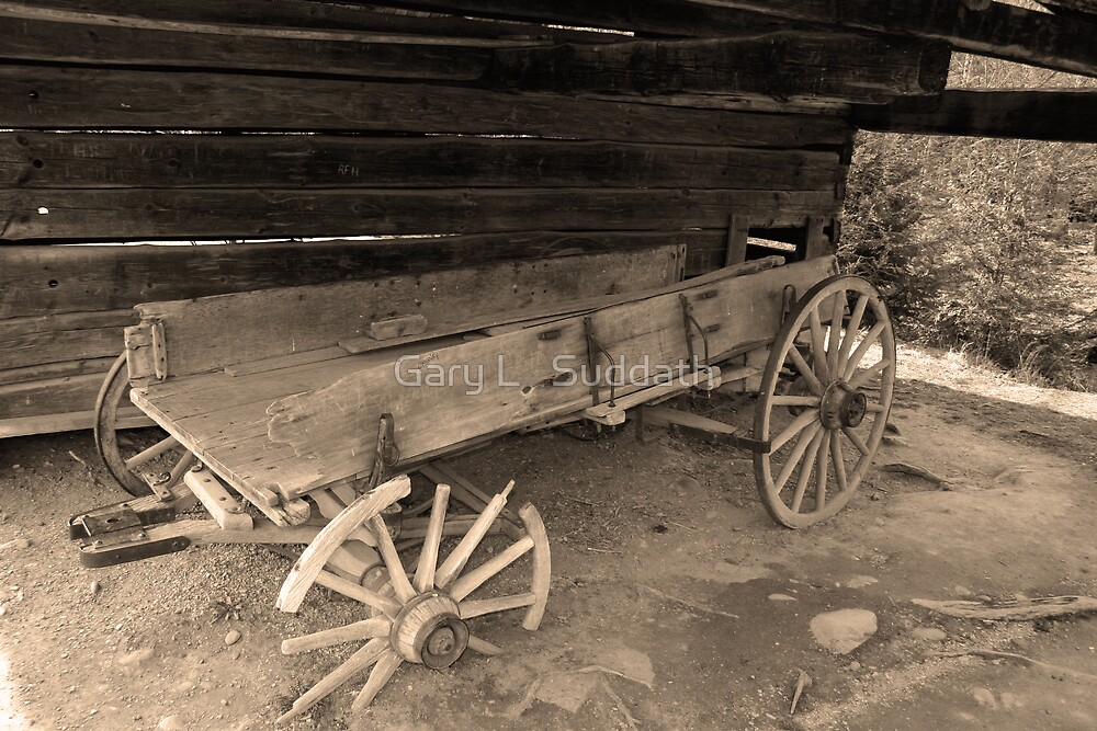 Times Gone By by Gary L   Suddath