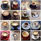Coffee Coffee & More Coffee by Barbara Wyeth
