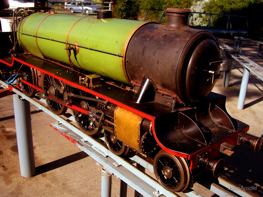 Miniature Express by JohnArnold