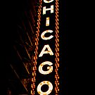 Chicago (neon sign) by rafaj