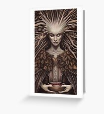 The Hedgewitch Greeting Card