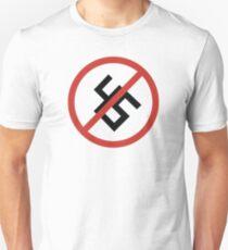 No45 Anti-Nazi and Anti-Trump Unisex T-Shirt
