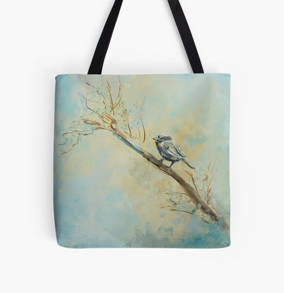Little Bird 5602 All Over Print Tote Bag