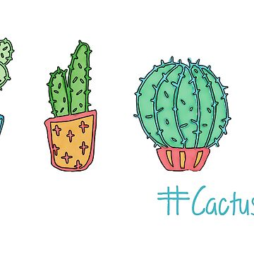 Cactus Girl by BreatheMia