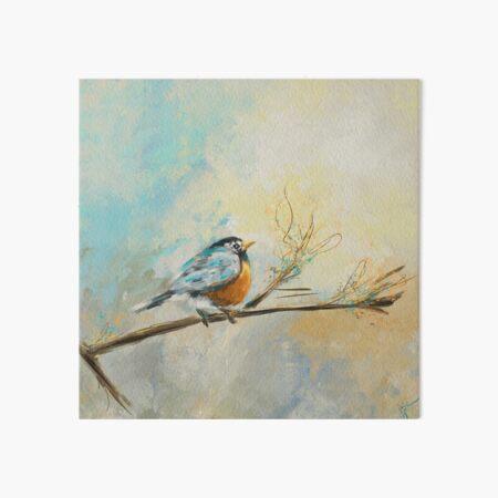 Little Bird 3473 Art Board Print